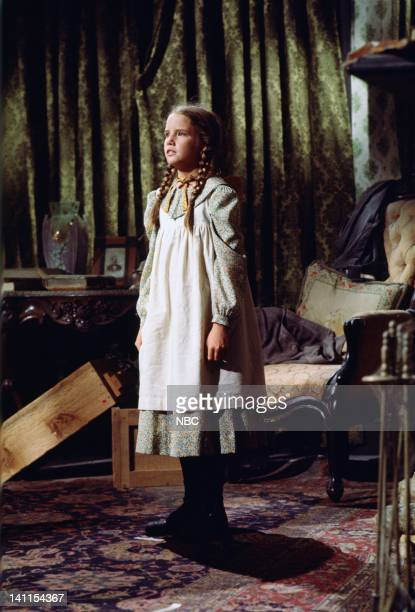 PRAIRIE 'Haunted House' Episode 5 Aired Pictured Melissa Gilbert as Laura Elizabeth Ingalls Wilder Photo by Ted Shepherd/NBCU Photo Bank