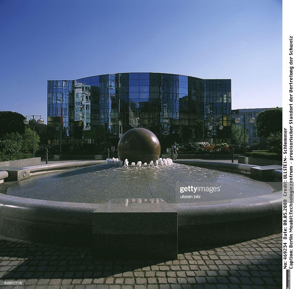 Berlin Technologiezentrum Pictures | Getty Images