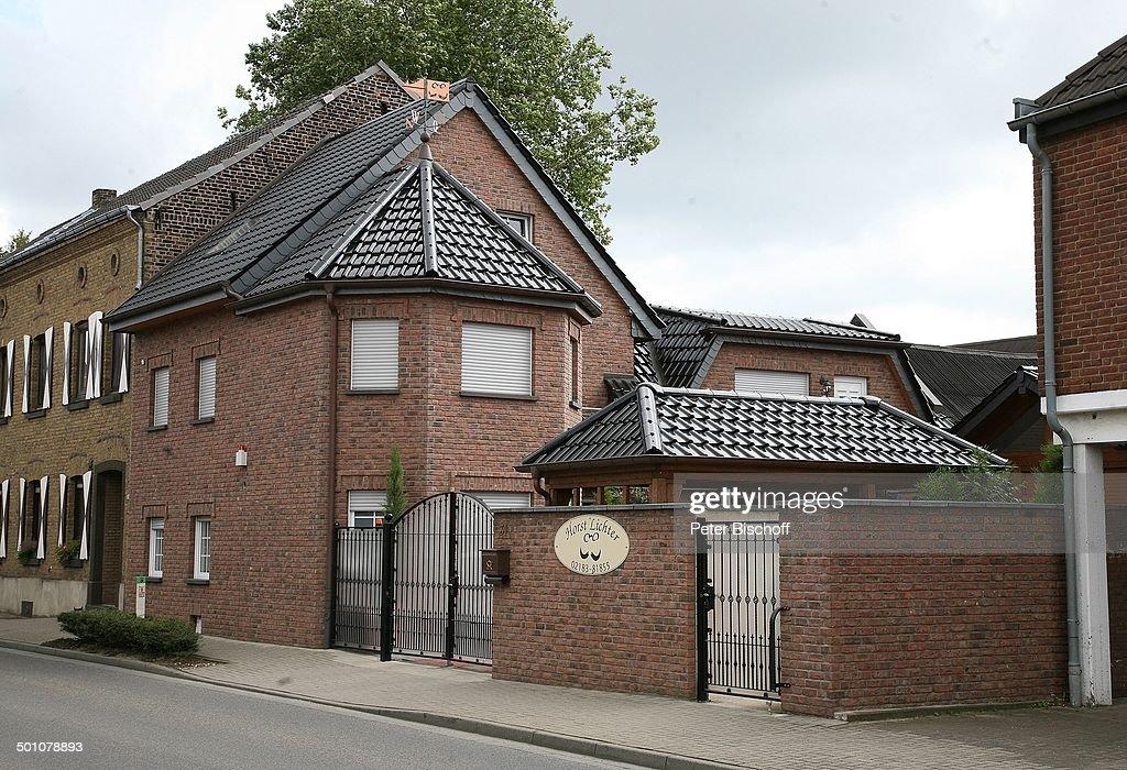 Haus Mit Restaurant U0027Oldietheku0027 Von TV Koch Horst Lichter, Butzheim,  Nordrhein