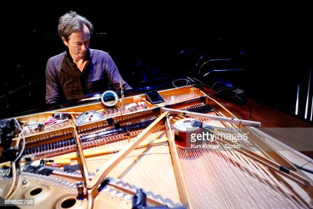 Hauschka performs at the 35th Munich Filmfest on June 27 2017 in Munich Germany