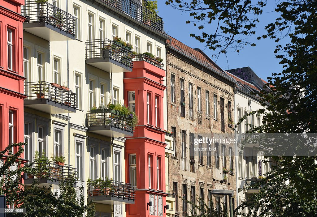 Haus Fassaden hausfassaden berlin deutschland pictures getty images