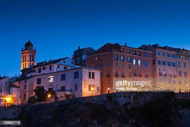Haute-Corse, Corsica, Citadel