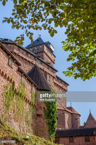 Haut-Koenigsbourg Castle шт Фдифсуб Акфтсу