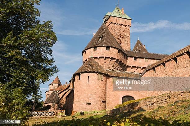 Haut-Koenigsbourg Chateau, 15th c