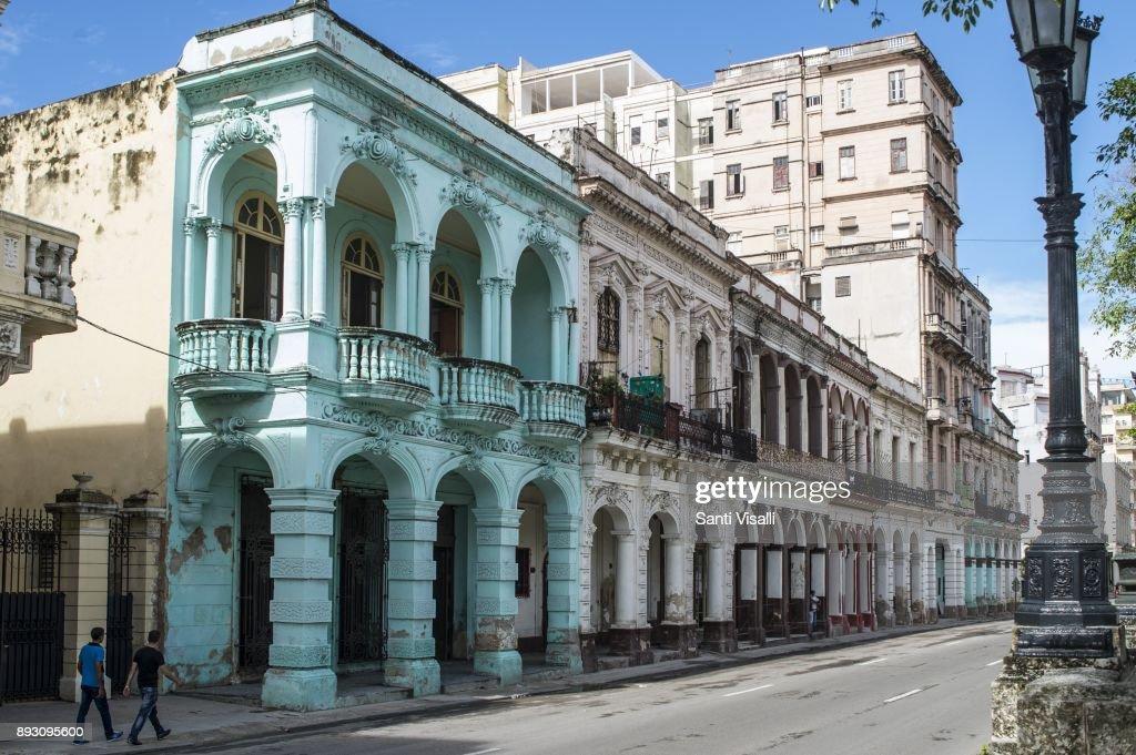 Havana Architecture : Nachrichtenfoto