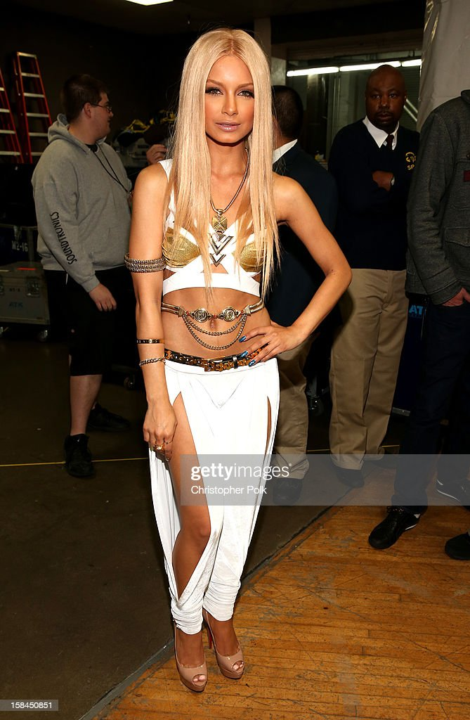 DJ Havana Brown attends 'VH1 Divas' 2012 at The Shrine Auditorium on December 16, 2012 in Los Angeles, California.