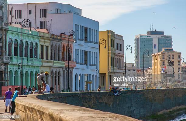 Havana, Cuba - Malecón