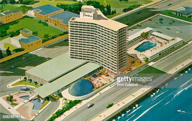 Havana Riviera Hotel Havana Cuba c1957 Ginger Rogers inaugurated the hotel in December 1957 playing the legendary Copa Room of the hotel built by...