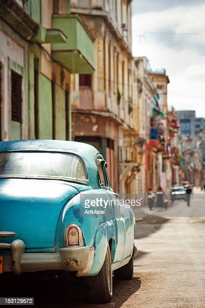 havana street, cuba - old havana stock pictures, royalty-free photos & images