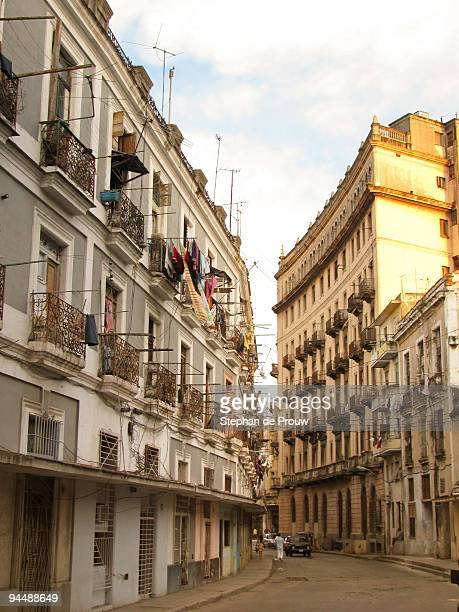 havana street - stephan de prouw stock pictures, royalty-free photos & images