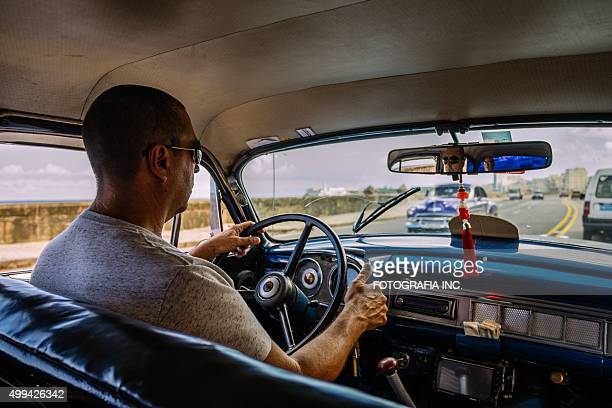 Havana Taxi na execução