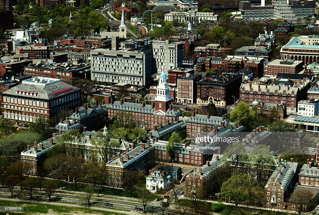 Havard University, Cambridge, MA : Stock Photo