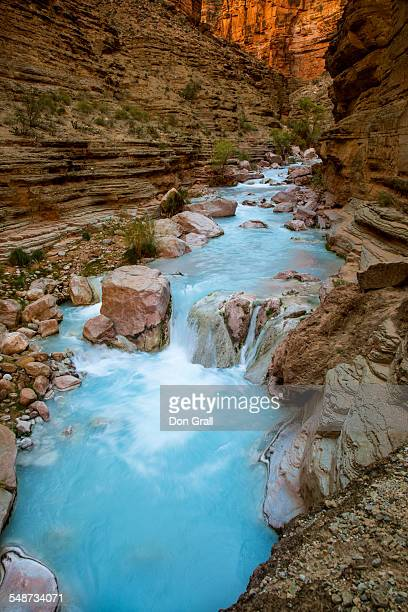 havasu creek - havasu creek stock photos and pictures