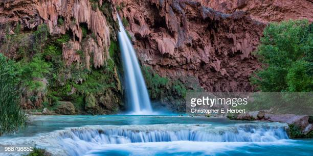 Havasu Falls Evening Light