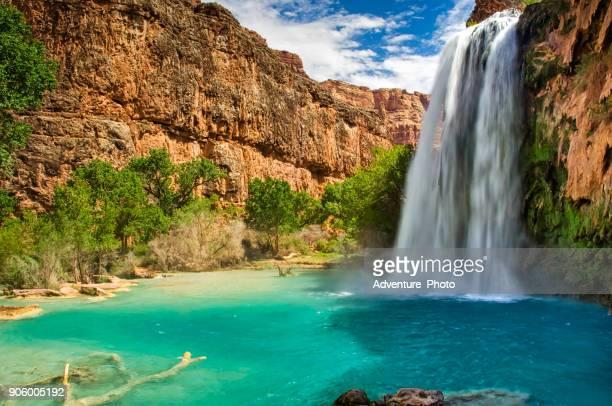 Havasu Falls Havasupai Arizona Grand Canyon