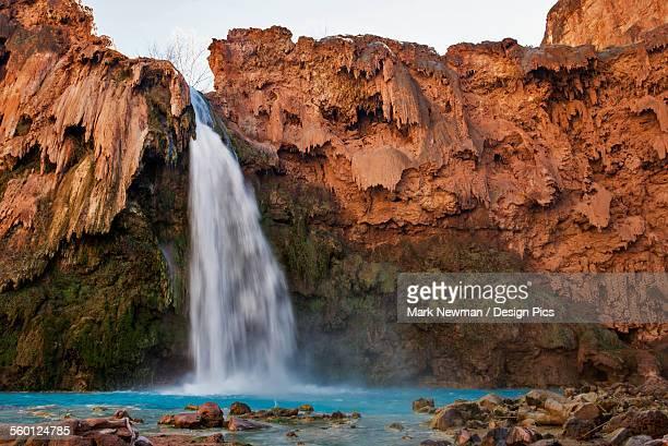 Havasu Falls, Havasupai indian reservation, Grand Canyon