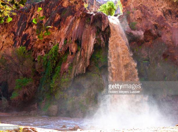 Havasu Falls Study 2 During Flash Flood