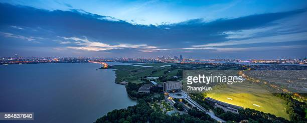 Have a bird's eye view of suzhou
