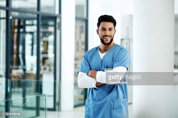 j'ai une chance de faire une différence chaque jour - infirmier photos et images de collection