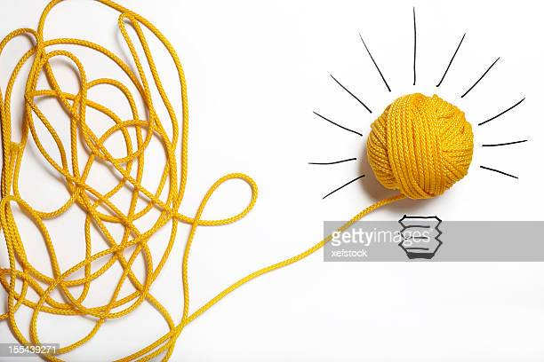 i have a good idea - thread stock pictures, royalty-free photos & images