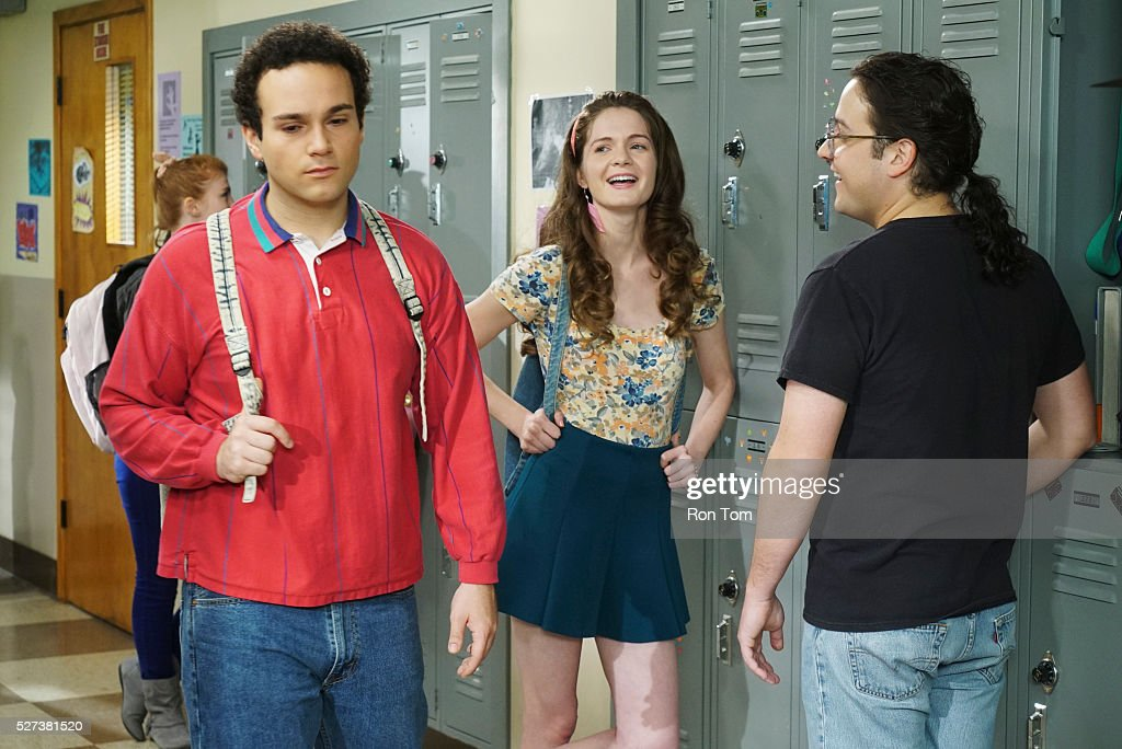 THE GOLDBERGS - 'Have a Summer' - Adam and his friends are stressing out about Hell Week, where the incoming freshmen are hazed by the seniors. Adam gains the respect of the old kids at school when he body slams Barry. Meanwhile, Erica and her friends discuss what they are going to put in their school's time capsule, on the season finale of 'The Goldbergs,' WEDNESDAY, MAY 18 (8:30-9:00 p.m. EDT), on the ABC Television Network. MARQUETTE