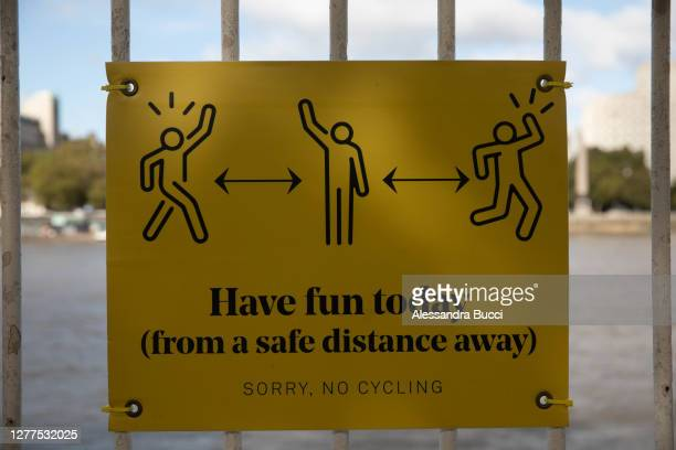 have fun today (from a safe distance away) - togetherness stock pictures, royalty-free photos & images
