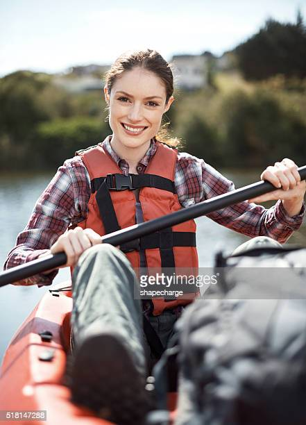 Have kayak, will travel!