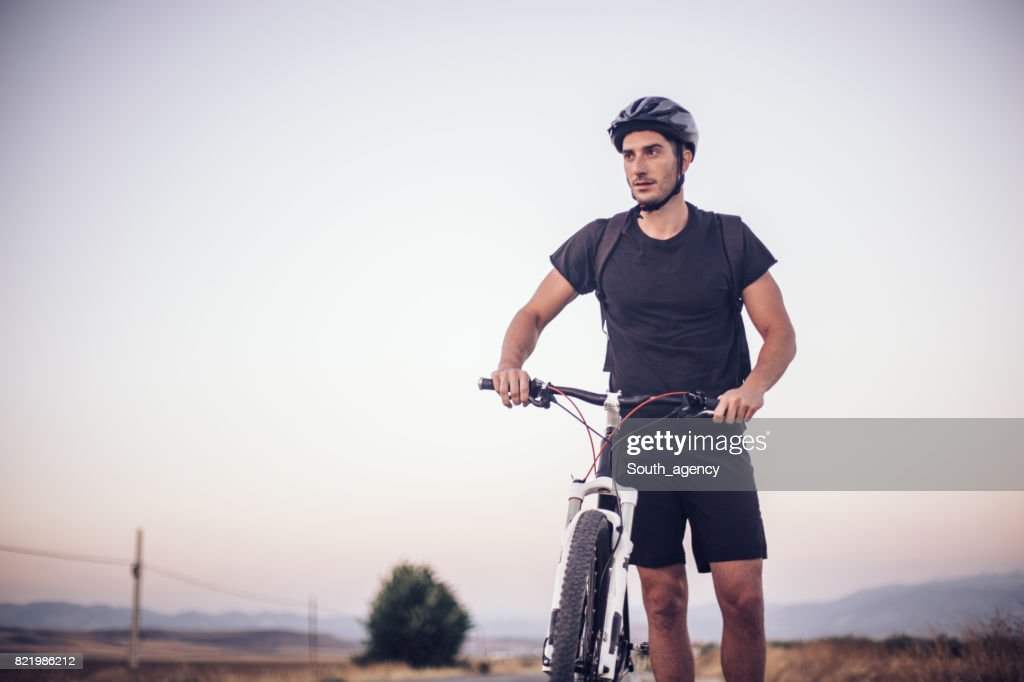 I have to rest after such a long journey : Stock Photo