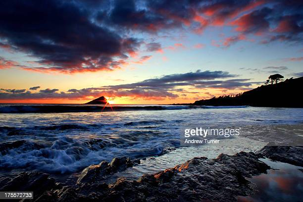 Have visited Wembury a few times this autumn to capture the setting sun and on this occasion everything seemed to fit into place perfectly. The sun...