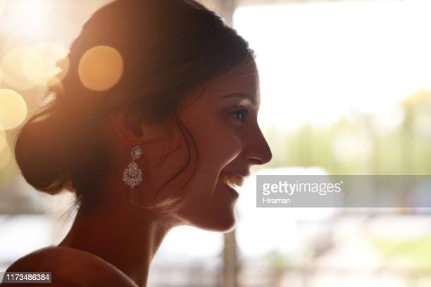 have you ever seen a more beautiful bride? - up do stock pictures, royalty-free photos & images