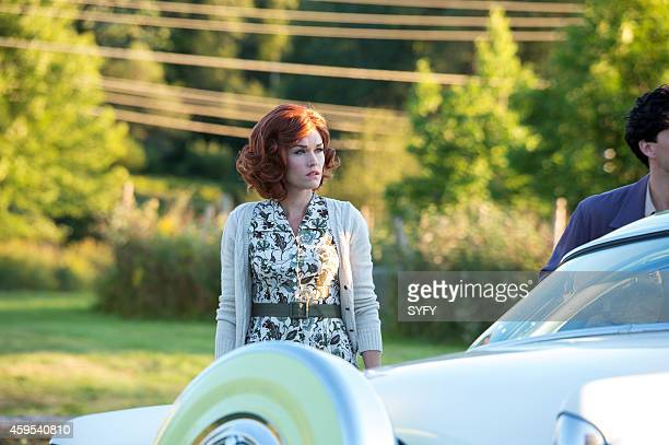 Haven 'Thanks For The Memories' Episode 313 Pictured Emily Rose as Audrey Parker