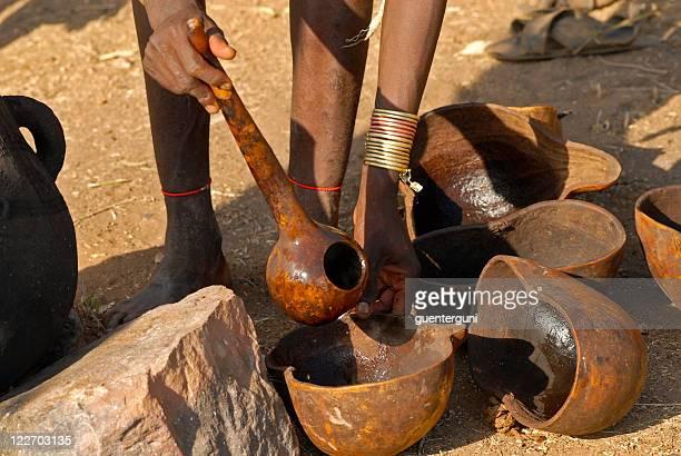 Having a coffee in Southern Ethiopa (II)
