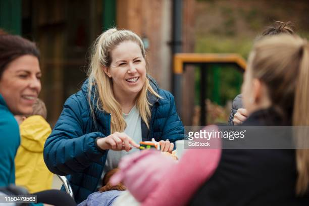 having a mate date with friends - vitality stock pictures, royalty-free photos & images
