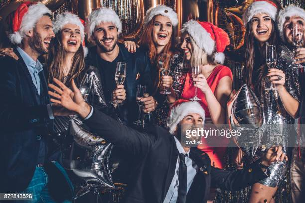 having an awesome time together - work party stock pictures, royalty-free photos & images