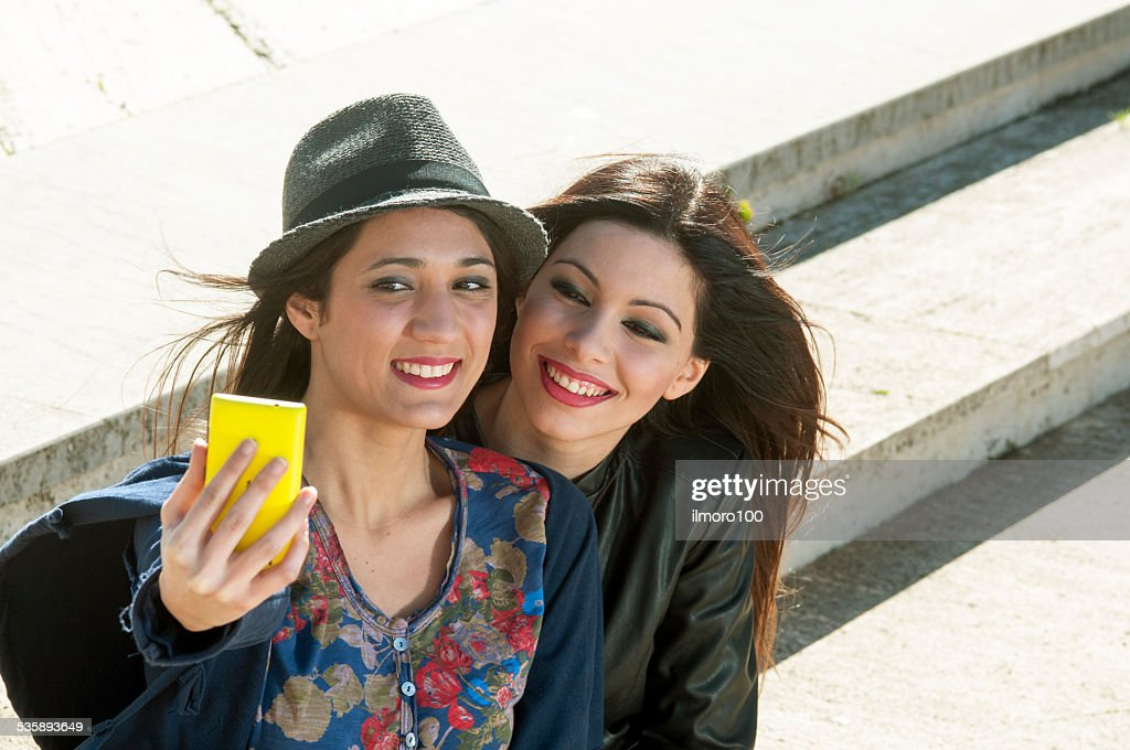 having fun in city : Stock Photo