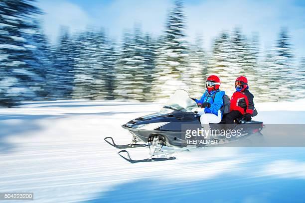 A divertir-se no Inverno