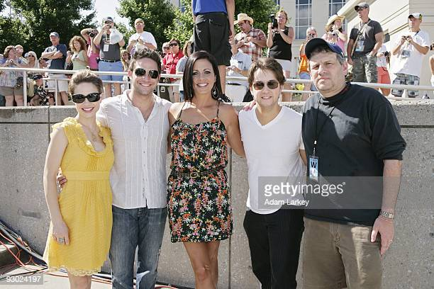 FESTIVAL Having just announced a first for ABC Daytime and SOAPnet the networks have signed on as the presenting sponsor of Sara Evans' nationwide...