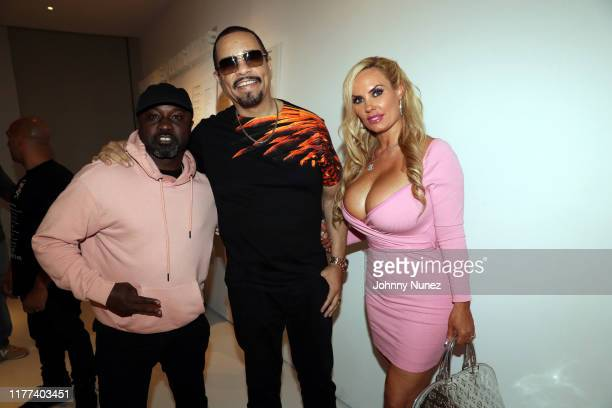 Havoc IceT and Coco Austin attend the Equal Standards New York Screening at Museum of the Moving Image on September 26 2019 in New York City