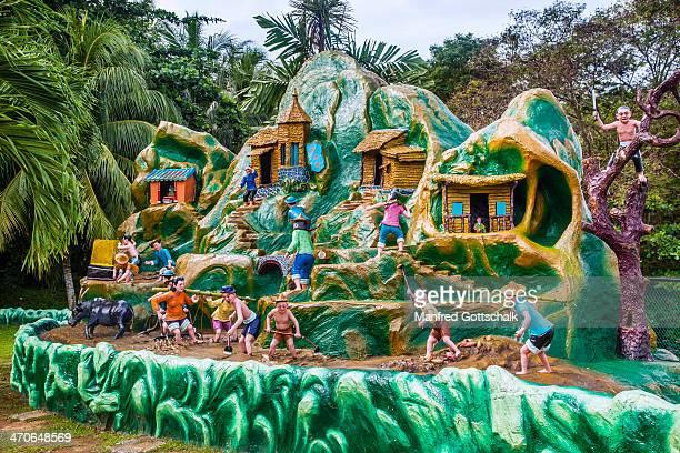 Haw Par Villa chinese folklore diorama