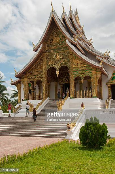 Haw Phra Kaew Haw Phra Kaew is a former temple in Vientiane, Laos. It is situated on Setthathirath Road, to the southeast of Wat Si Saket. The...