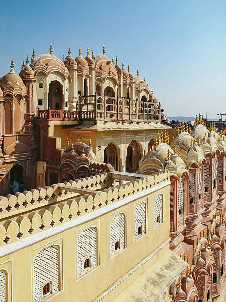 Hawa Mahal At Jaipur, Rajasthan, India Wall Art