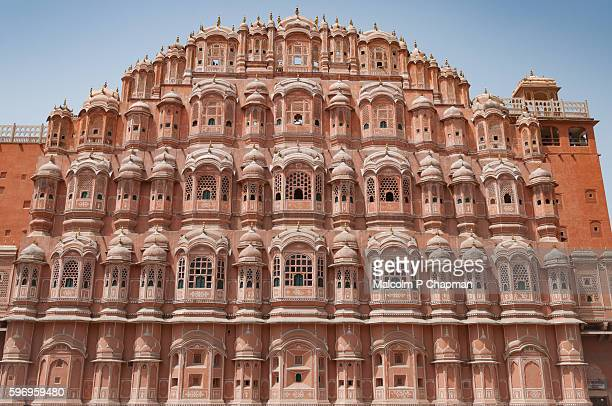 Hawa Mahal, Palace of Winds, Jaipur, Rajasthan, India
