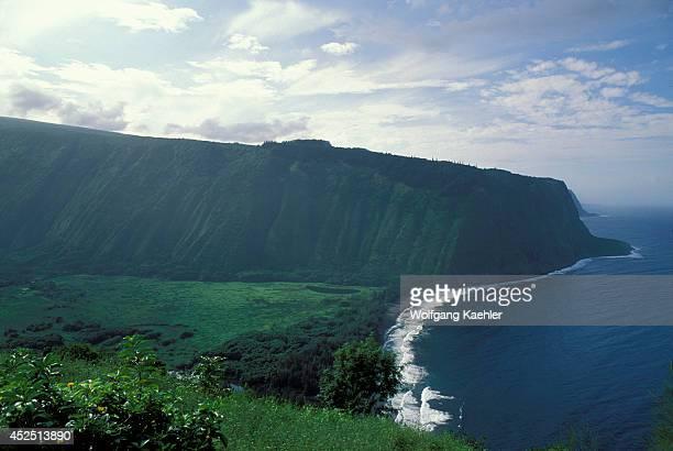USA Hawaii Big Island Waipio Valley