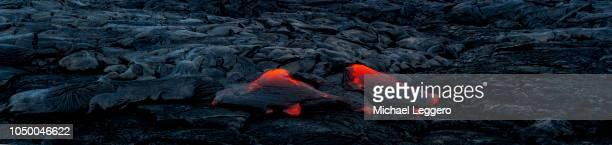hawaii lava - パホア ストックフォトと画像