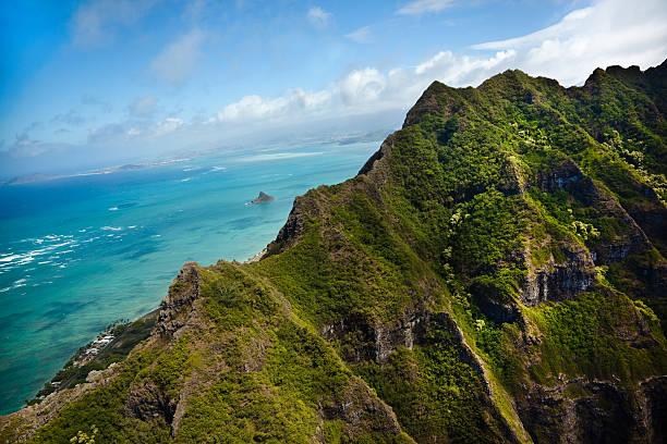Hawaii Mountain Peak