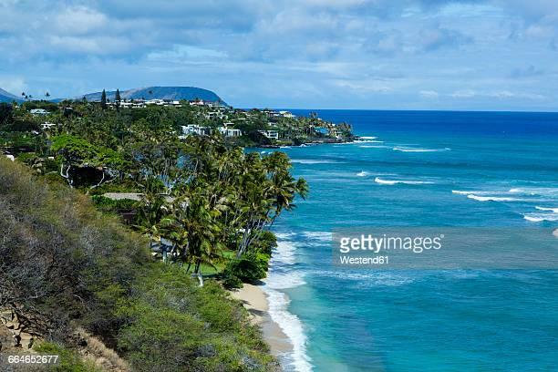 USA, Hawaii, Oahu, Lanikai Beach