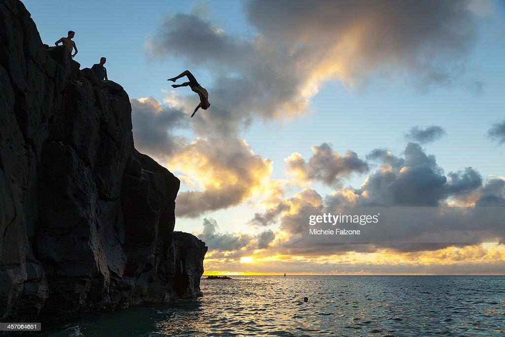 Hawaii, Oahu, North Shore : Stock Photo