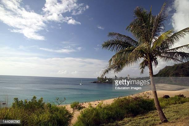 Hawaii Oahu Waimea Bay North Shore