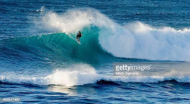 hawaii surfer - haleiwa - fotografias e filmes do acervo