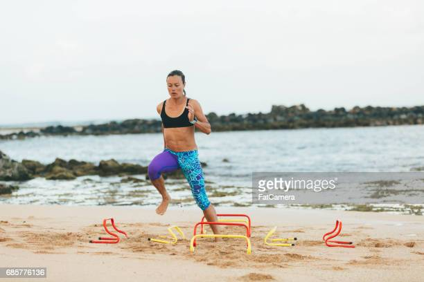Hawaiian Beach Exercise